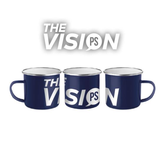 The Vision bögre