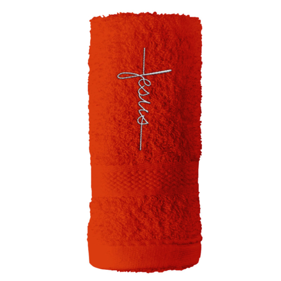 Jesus törölköző 70x140 cm